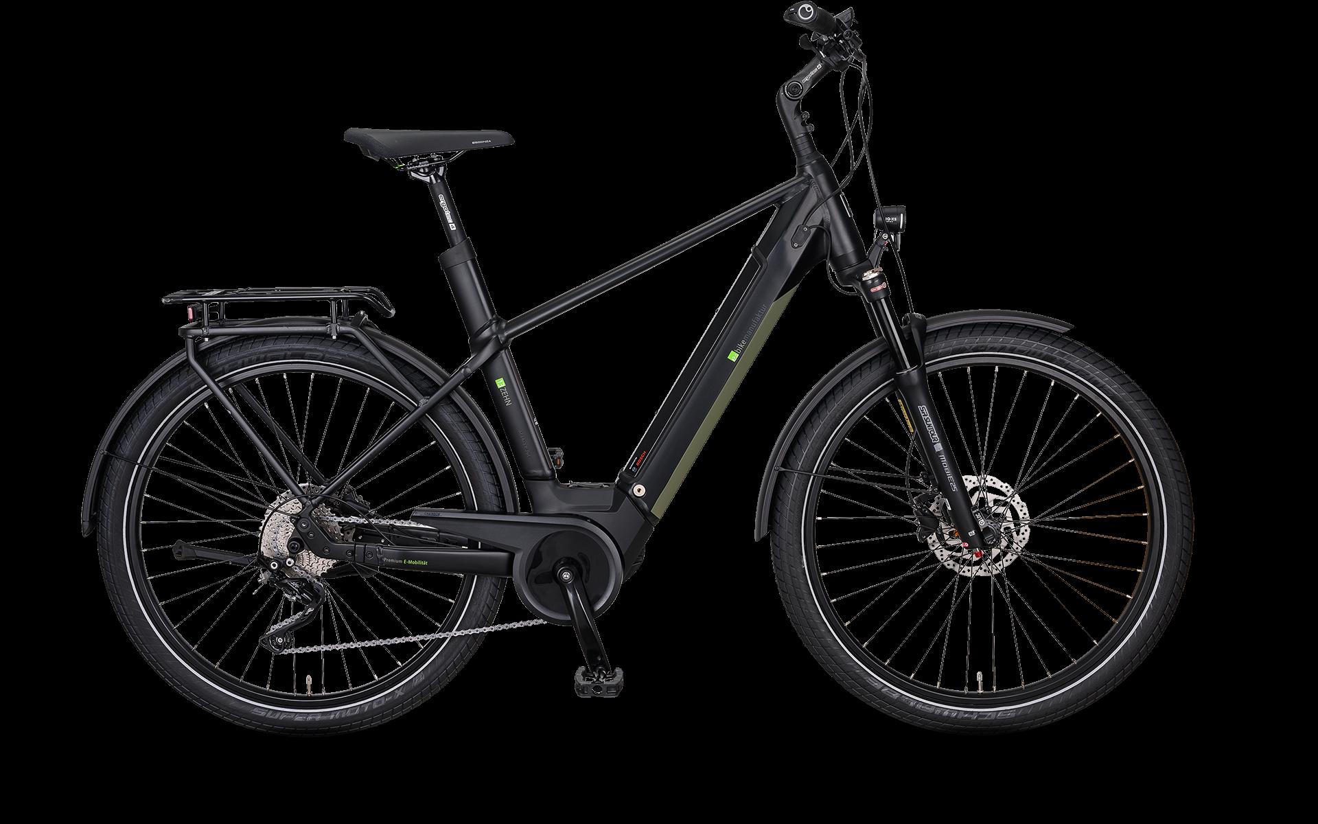 e-bike manufaktur 13ZEHN Diamant Shimano Deore XT 10-Gang