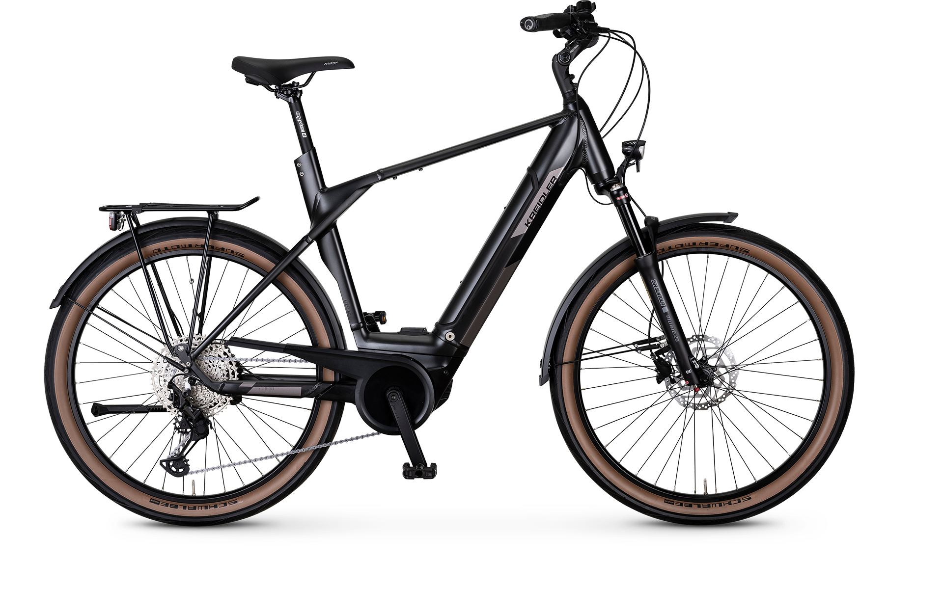 Kreidler Vitality Eco 10 Sport Diamant