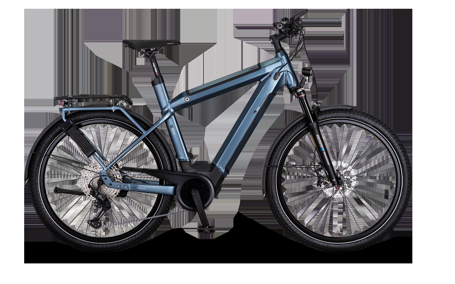 e-bike manufaktur 15ZEHN EXT Diamant