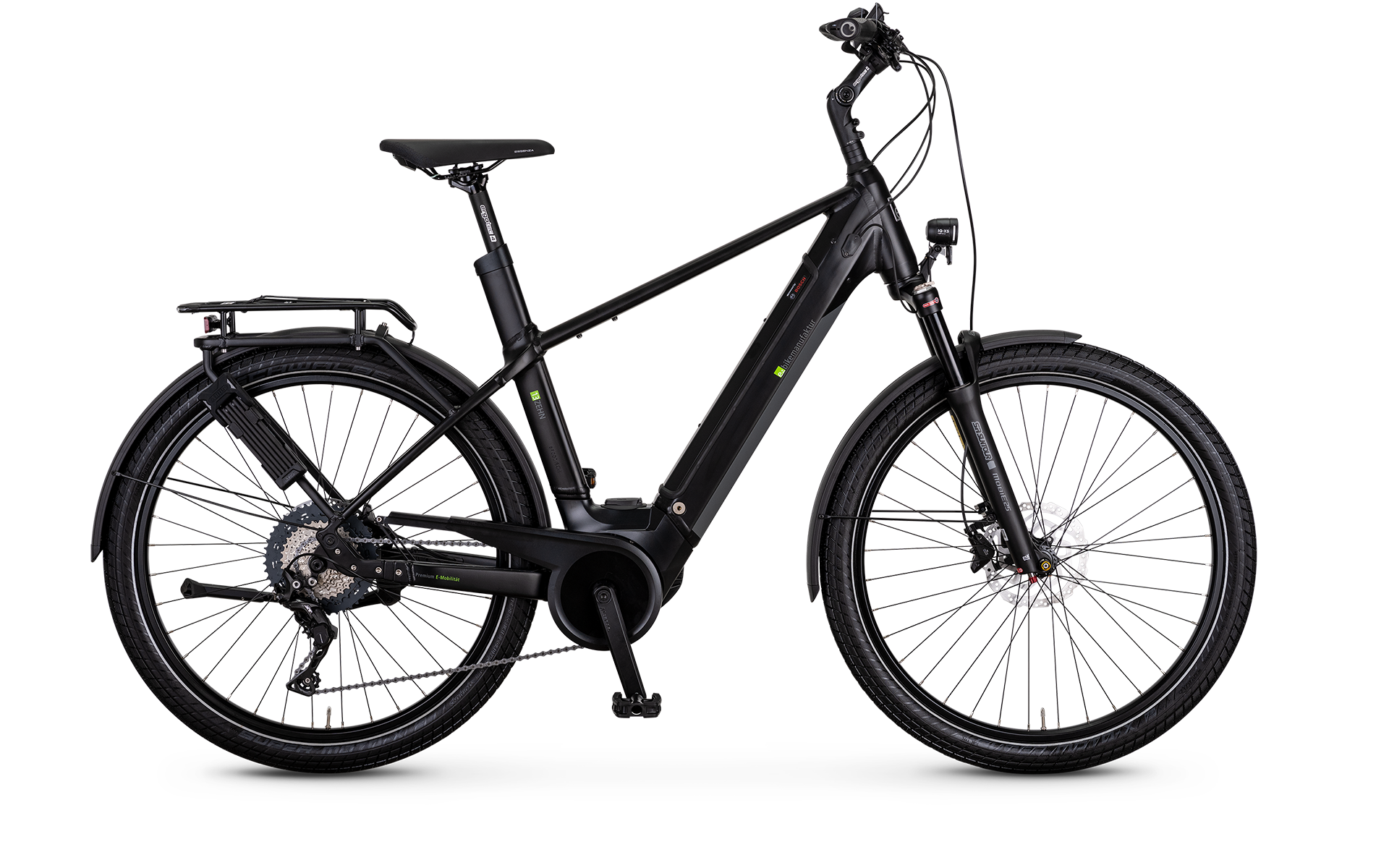 e-bike manufaktur 13ZEHN Diamant 11-Gang