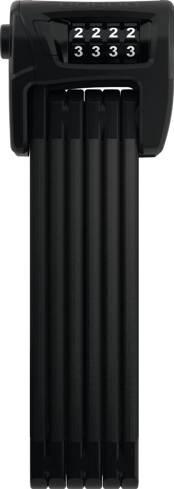 Faltschloss ABUS BORDO Combo™ 6100/90 SHFL Monkeylink