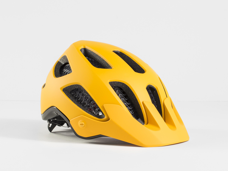 MTB-Helm Bontrager Rally WaveCel gelb