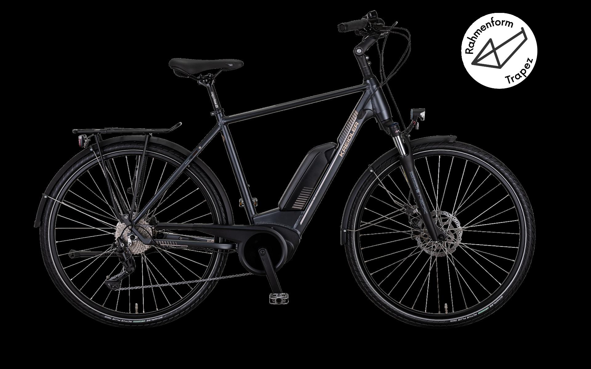 Kreidler Vitality Eco 3 Sport Trapez