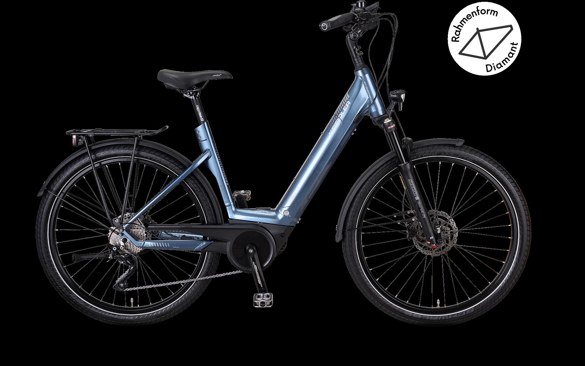 Kreidler Vitality Eco 10 Diamant
